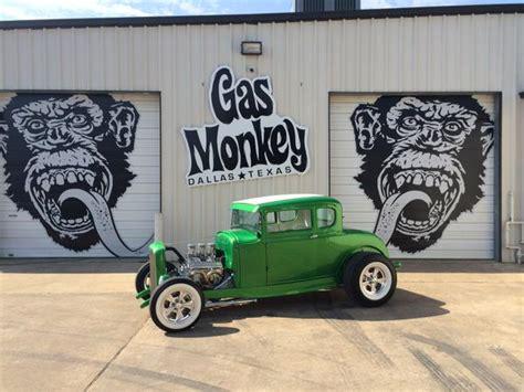 Gasmonkey Garage by Monkey Green Gas Monkey