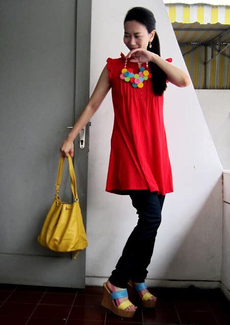 Fashionista Tosca style n season fashion tips summer colorblocking