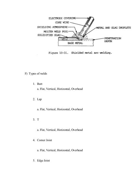 circular pattern welding welding notes 04