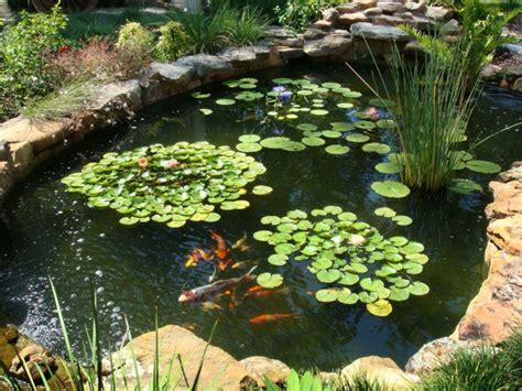 Deavita Garten by Bachlauf Im Garten Teich Mit Bachlaufanlage Bauen