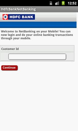 official website of hdfc bank netbanking hdfc netbanking unofficial android informer link to