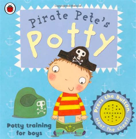 libro pirate pete potty colouring 10 ways to introduce potty training