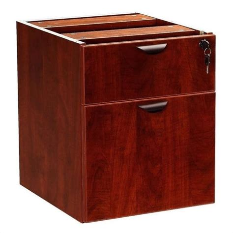 Wood Lateral File Cabinet Filing Cabinet Office File Storage Lateral Wood Hanging In Mahogany Ebay