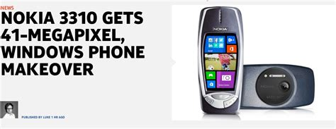 Nokia 3310 Touch Screen nokia puts 41mp and touch screen on nokia 3310 my nokia