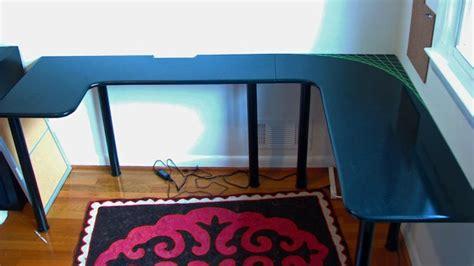 Build Your Own U Shaped Computer Desk Lifehacker Australia How To Build Computer Desk