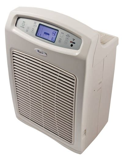 whirlpool awesomeware desktop air purifier for smallroom with ionizer true