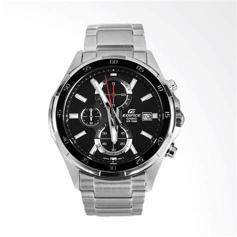 Jam Tangan Pria Analog Tali Rantai Casio Edifice Eqb 510rbm 1 Original jual casio edifice chronograph bahan tali stainless steel