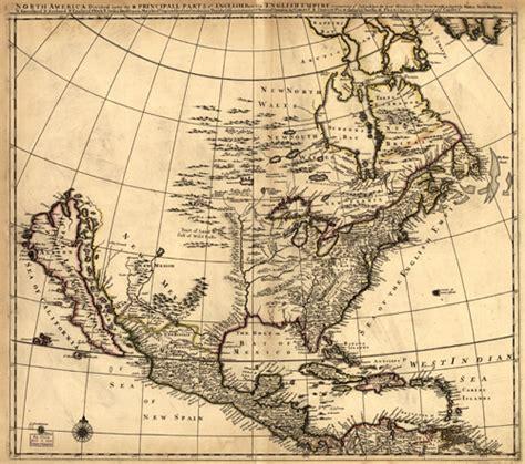 nã maps lifetime america free historical map of america 1685