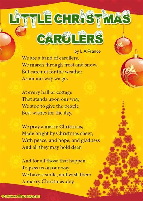 christmas poems  kids christmas celebration   christmas