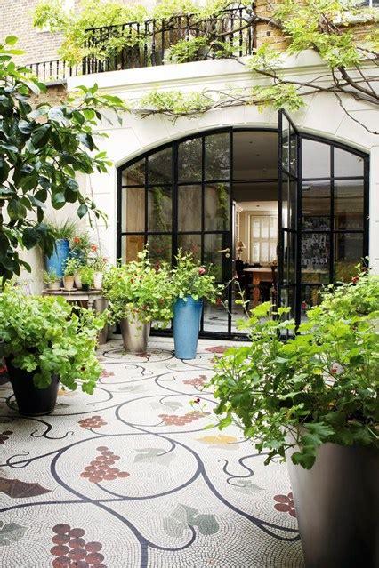 Garden Floor Ideas Mosaic Floor Conservatory Designs Ideas Interiors