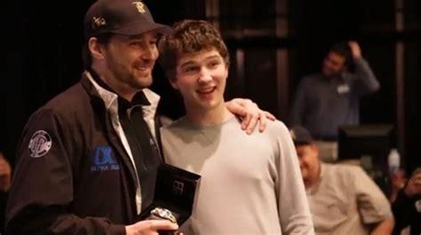 Phil Hellmuth: My son helped me win WSOP event!   asmallpokerworld.com