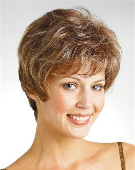 hairstyles for middle age women with bangs short hair styles for middle aged women