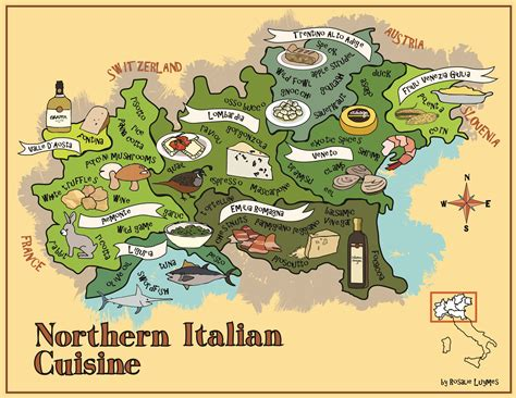 classic food of northern italy books uncategorized map and the maker