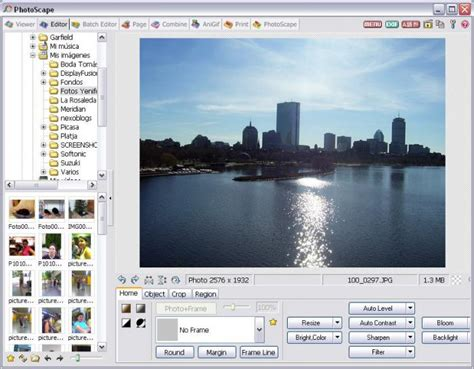 photoscape increible editor de fotos gratis photoscape portable download