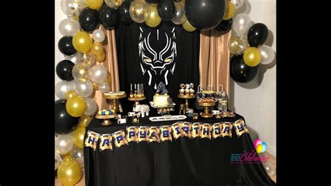 black panther birthday party wakanda party black panther party ideas black panther cake