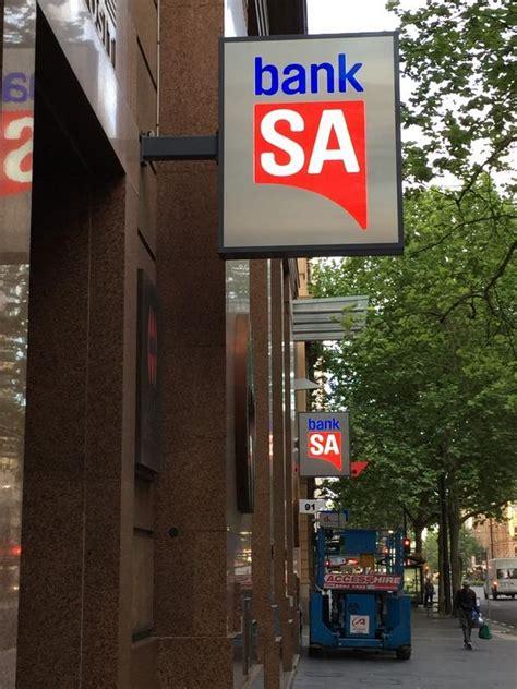 bank sa banksa s sturt desert pea has had a logo upgrade