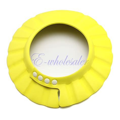 Shower Hats For Adults by Baby Kid Child Shoo Bath Shower Cap Hat Wash Hair Shield Adjustable Ebay