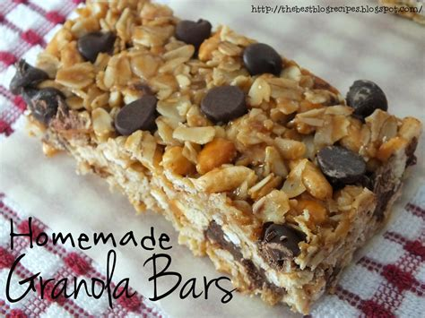 Top Granola Bars by Granola Bars Recipe Dishmaps