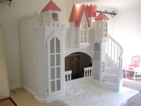 fogel castle bunk bed themed beds by tanglewood design