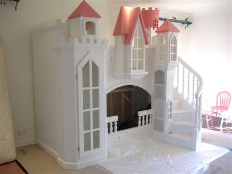 Princess Castle Bunk Beds Fogel Castle Bunk Bed Themed Beds By Tanglewood Design