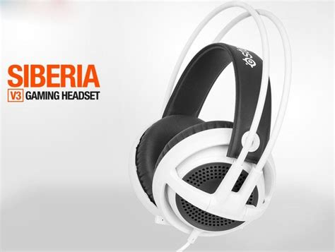 Headset Siberia Invictus Gaming steelseries siberia v3 gaming headset review eteknix