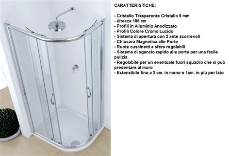 piatto doccia asimmetrico piatto doccia marmo resina stondato 80x100 asimmetrico