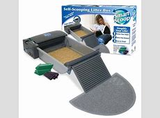 Top 10 Best Automatic Kitty Litter Boxes in 2018 Reviews Kitty Litter Scoop And Bag