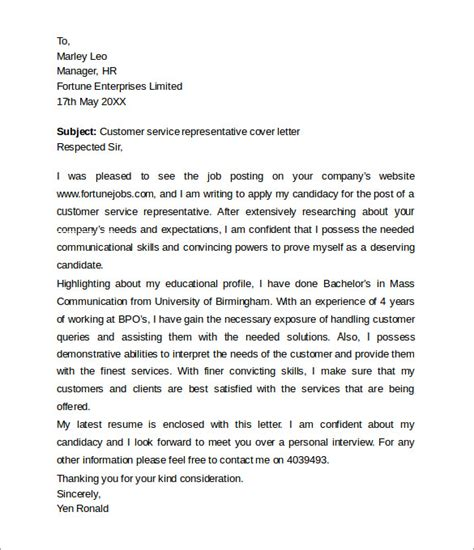 best call center representative cover letter examples ideas of cover