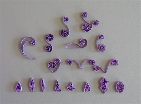 paper quilling basic tutorial creative ideas for you quilling