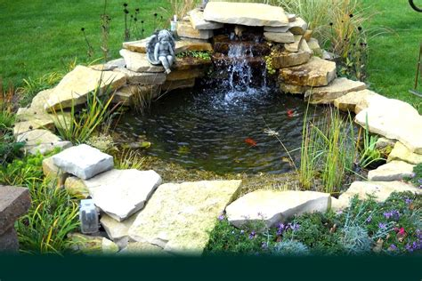 Small Garden Pond Design Ideas Small Garden Pond Design Ideas The Garden Inspirations