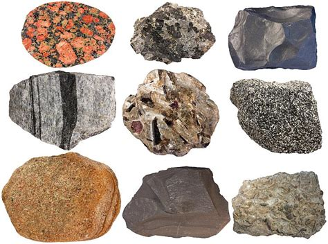 Which Difference Between Gabbro Bedrock And Granite Bedrock - composition of the crust chemical elements minerals rocks