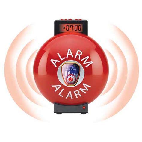 Alarm Gong fdny bell alarm clock fdny shop