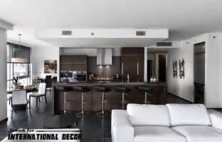 modern kitchen living room ideas top tips to design living room with kitchenette