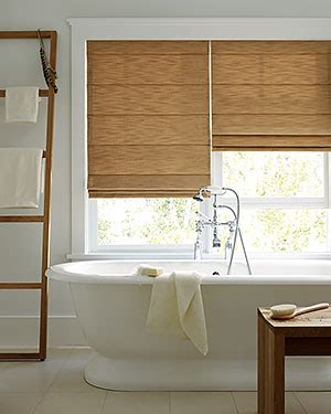 best blinds for a bathroom the best window treatments for bathrooms st louis