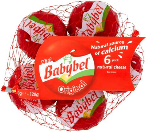 Baby Bell 2 2 mini babybel cheese only 0 98 at walmart