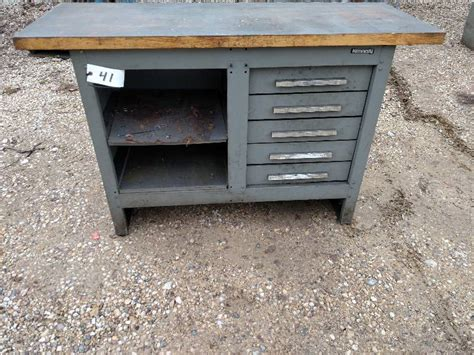 kennedy work bench surplus equipment in elko new market minnesota by jms auctions