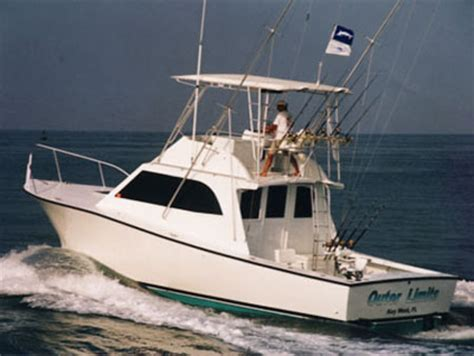 charter boats north east deep sea fishing key west charter the outer limits autos