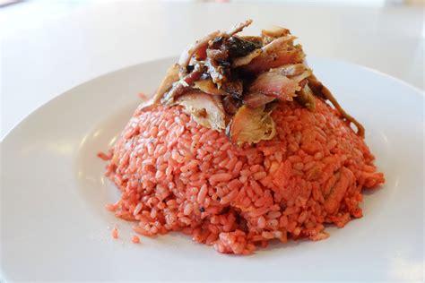 nasi goreng merah ujung pandang masakan