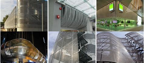 metal wire mesh curtains decorative fabrics  interior  exterior architectural design