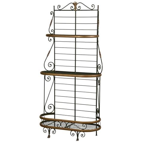 Bakers Rack Antique by Vintage Iron And Brass Baker S Rack Circa 1920 At 1stdibs