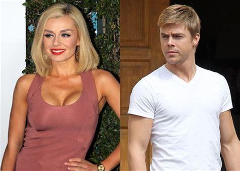 Hails Hottie Picks Gossip By Derek Hail 3 by Dwts Derek Hough Has A Crush On Katherine Jenkin