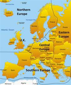 Northern Europe Map by Northern Europe Related Keywords Amp Suggestions Northern