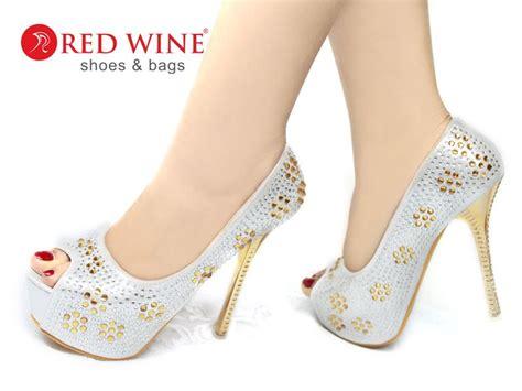 Sepatu Wanita Redwine V332 7 pin by sepatu wanita on sandal sepatu wedges high heel