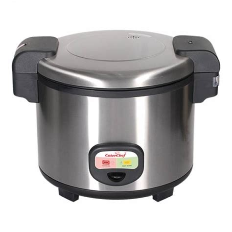 caterchef rice cooker 5 4 liters m t international hotel