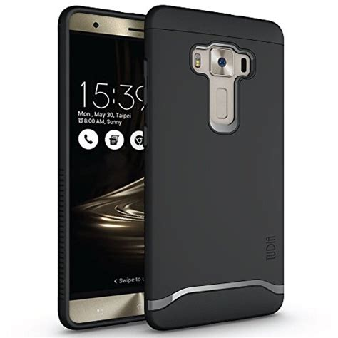 Asus Zenfone 3 Delux Zs570kl Matte Protective Nillkin Antigores 1 zenfone 3 deluxe zs570kl tudia slim fit merge dual layer import it all
