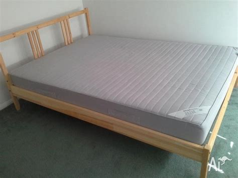 ikea double bed size ikea aspelund full size bed nazarm com