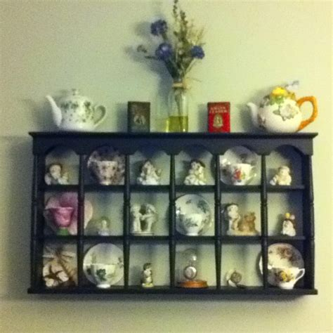 Teacup Display Shelf by 1000 Images About Tea Cup And Saucer Wall Shelf On