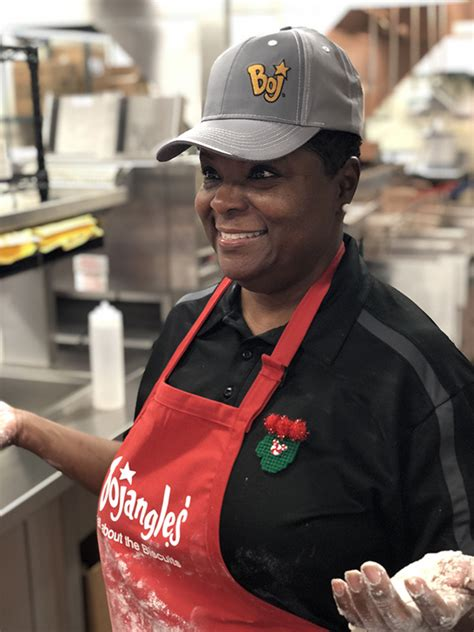 pro chef enters bojangles  biscuit theater