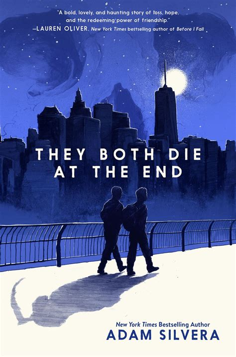 they both die at 1471166201 here s the haunting cover of adam silvera s upcoming novel they both die at the end