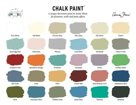 sloan chalk paint colors weathered wood